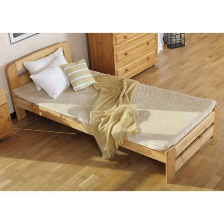 łóżko LIDIA 120x200 olcha