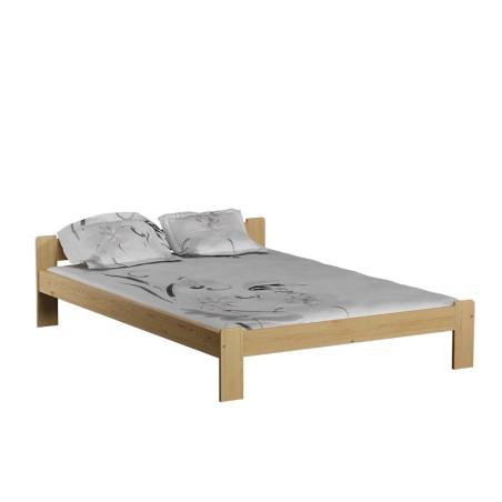 łóżko drewniane ze stelażem CELINKA sosna