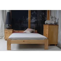 łóżko CELINKA 120x200 olcha