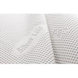 poduszka MEMORY ortopedyczna SILVER duża