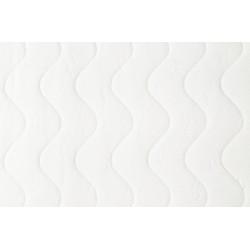 pikowany pokrowiec na materac 120x200