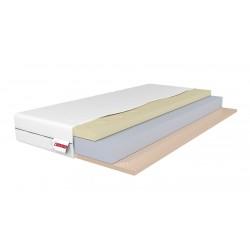 materac wysokoelastyczny 180x200 MANGO pianka HR memory lateks