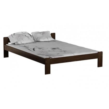 łóżko CELINKA 140x200 orzech