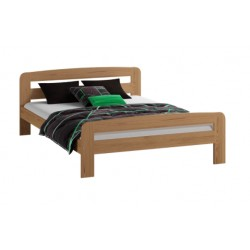 łóżko KLAUDIA 160x200 olcha