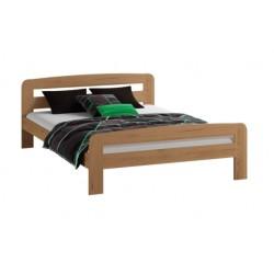 łóżko 90x200 KLAUDIA olcha