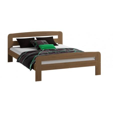 łóżko 90x200 KLAUDIA dąb