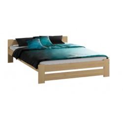 łóżko 140x200 NIWA sosna