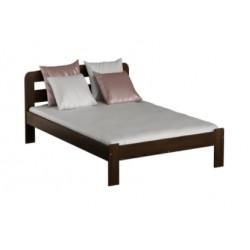 łóżko 90x200 SARA orzech