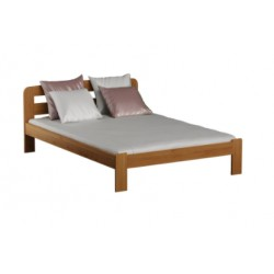 łóżko SARA 120x200 olcha
