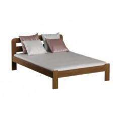 łóżko SARA 160x200 dąb