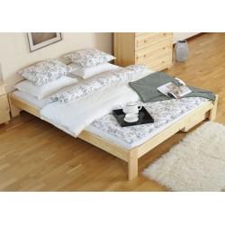 łóżko 90x200 ADA sosna