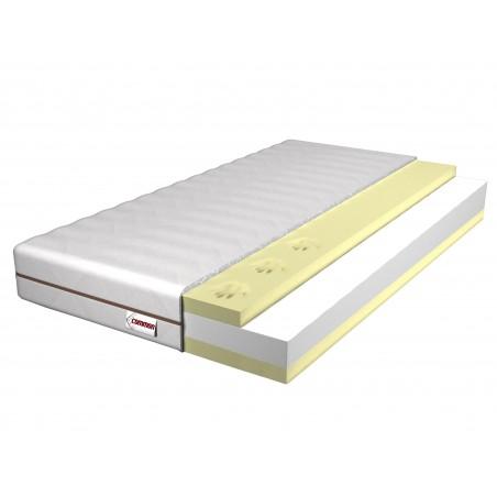 materac piankowy 140x200 EDI 2x4cm memory