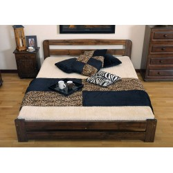 łóżko LIDIA 120x200 orzech